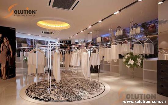 Thiết kế nội thất showroom tại Hà Nội