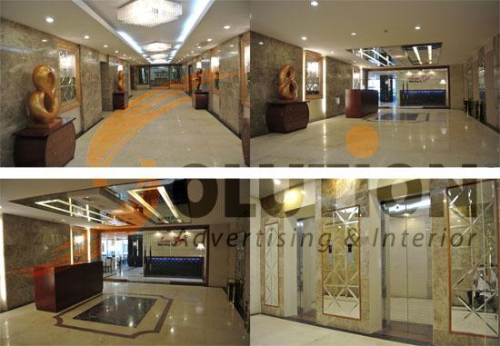Công ty thiết kế nội thất khách sạn