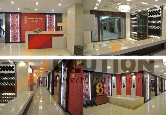 Thiết kế nội thất khách sạn đẹp cao cấp